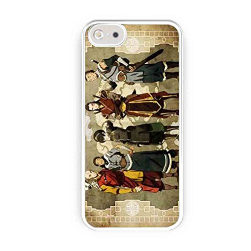 Avatar The Legend of Korra Character iPhone 5 Case, iPhone 5s Case