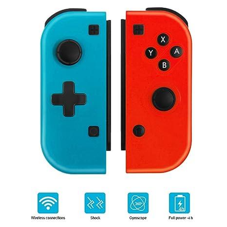 Mando Nintendo Switch Wireless Controller Gamepad Bluetooth ...