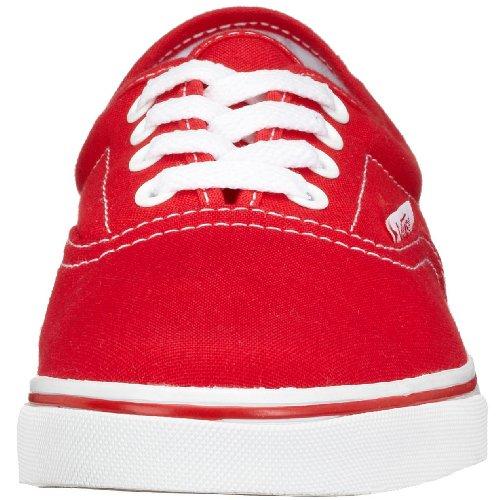 de Rojo skate Zapatillas Vans VJK6RED unisex LPE BtHxAqwTa
