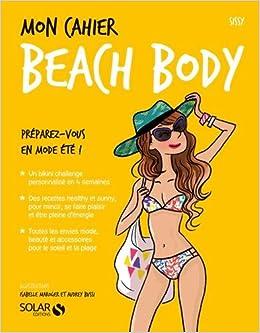 mon cahier beach body