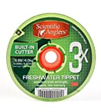 3M Scientific Anglers Freshwater Tippet Line, 5X, Outdoor Stuffs