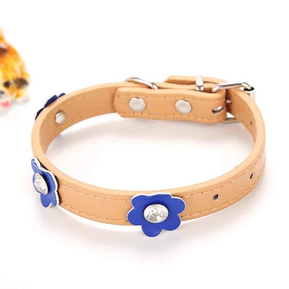 ZHANGYANTY Collar for perro, collar de perro del gato ...