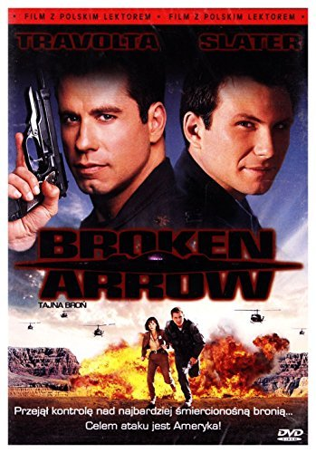 Broken Arrow [Region 2] (English audio) by John Travolta B01I080CJC