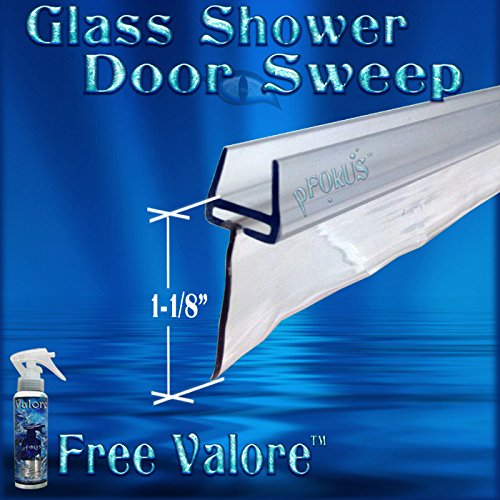 DS9371 1 Glass Shower 32 Long