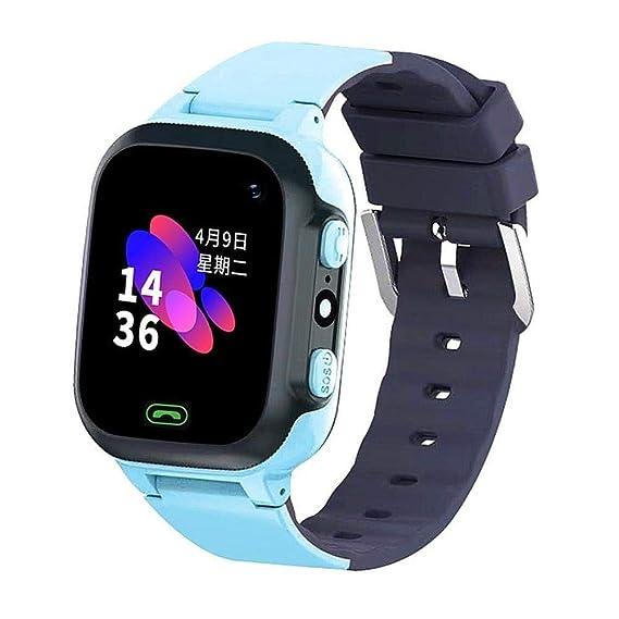 Reloj Infantil Niños GPS Smartwatch 2G Reloj Inteligente de ...