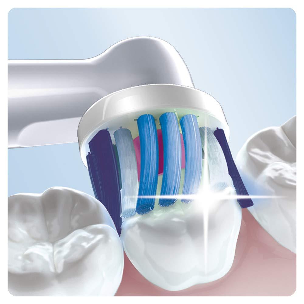 Oral-B - cabezales para cepillos de dientes recargables - 3DWhite EB18, 2 piezas: Amazon.es: Salud y cuidado personal