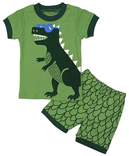 BOOPH Dinosaur Sleepwear Children Nightwear