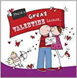 You're a Great Valentine Because..., Ged Backland, 0091938201