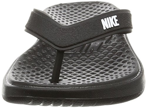 NIKE White Black Women's Sandal Thong Solay 8fwx8qXr