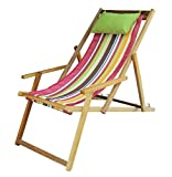 Hangit Easy Deck Wooden Chair Furniture For Garden Living Room