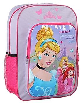 Atosa-15646 Disney Mochila Niña Princesas Color Rosa (15646: Amazon.es: Juguetes y juegos