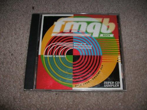 FMQB SUPER CD SAMPLER JULY 1998 VOLUME # 20 HOSTED BY WNOR NORFOLK MORNING TEAM TOMMY AND - Suncatcher Super