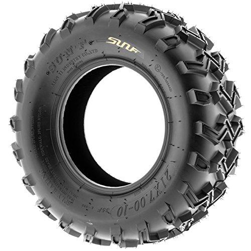 SunF ATV UTV Front Tires 24x8-12 24x8x12 4 PLY A001 (Set Pair of 2) by SunF (Image #4)