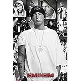 Eminem Collage Poster 24 x 36in