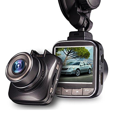 (Black Box G50 Original Dashboard Dash Cam - Full HD 1080P H.264 Car Video DVR 2.0