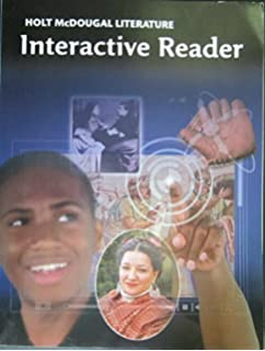 Holt mcdougal literature interactive reader grade 6 holt mcdougal holt mcdougal literature adapted interactive reader teachers edition grade 6 fandeluxe Choice Image