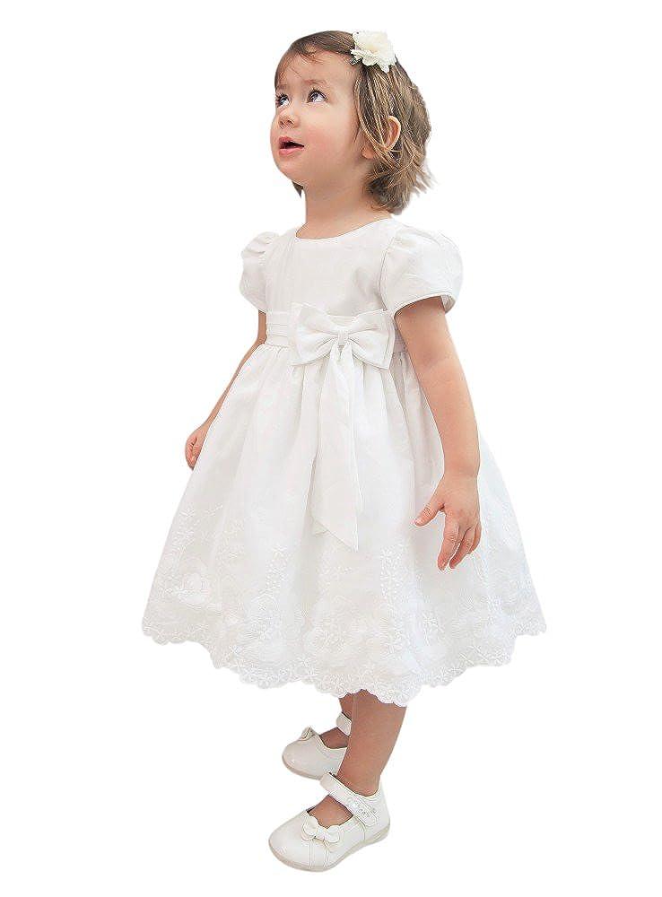 Boutique-Magique Baby Mä dchen (0-24 Monate) Taufbekleidung