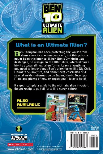 Ben 10 Ultimate Alien: The Complete Guide