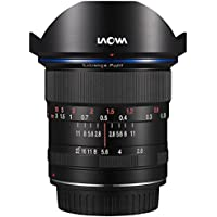 Venus Laowa 12mm f/2.8 Zero-D Ultra-WideAngle Lens for Sony FE Cameras - Bundle With Lens Case, Lens Wrap, Cleaning Kit, Capleash II, Lenspen Lens Cleaner
