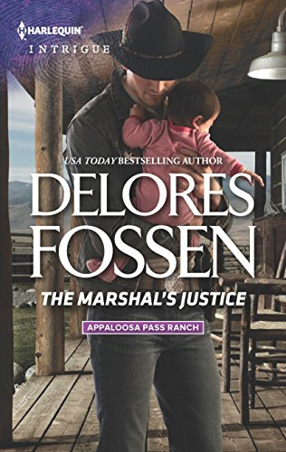 book cover of The Marshal\'s Justice