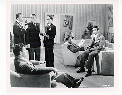 MOVIE PHOTO: Joe Palooka In Humphrey Takes A Chance-Gil Lamb-Jack Kirkwood--8x10-B&W-Still
