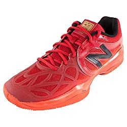 New Balance Women`s France 996 Tennis Shoes Red - (Wc996gsf-u14)