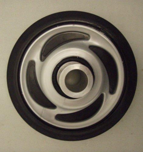 Suspension Idler Wheel (Polaris New OEM Snowmobile Suspension Idler/Bogie Wheel 5.35 x .75 ID Silver)