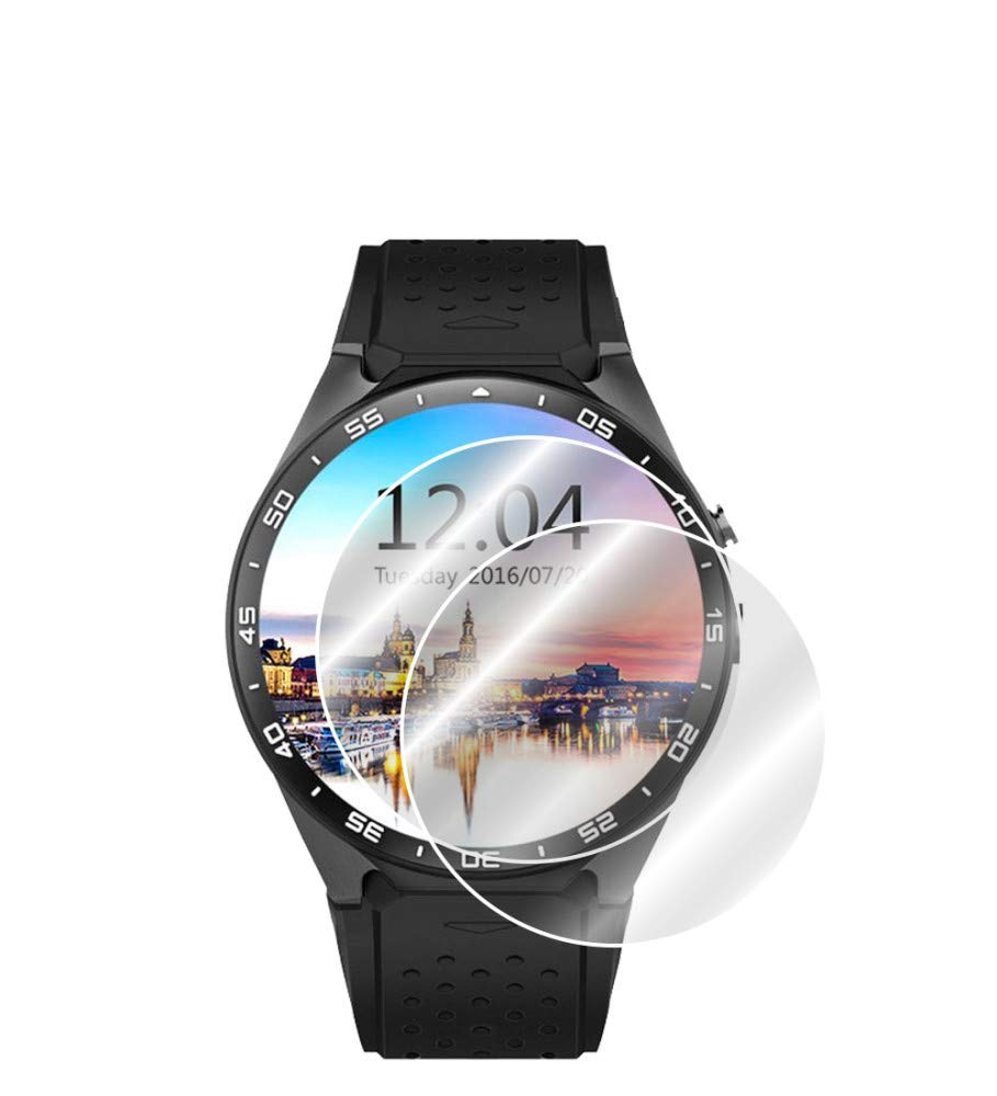 IPG para KINGWEAR KW88 Smartwatch (SC) (2X) Invisible Ultra ...