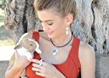 JenniferLovey Oval Ring Anniversary Statement Rhodium CZ Crystal Plated WOW