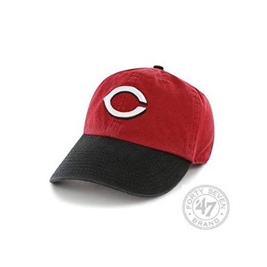 c02fa804d Image Unavailable. Image not available for. Color: MLB Cincinnati Reds '47  Brand ...