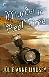 Murder in Real Time (The Patience Price Mysteries Series Book 3)