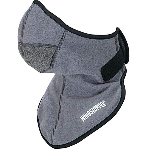 RS Taichi Windstopper Fleece Face Mask - RSX147 (CHARCOAL)