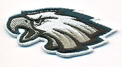 Philadelphia Eagles Logo Football NFL Embroidered Iron On Patches Hat Jersey