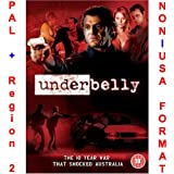 Underbelly - Complete Season 1 [NON-U.S.A. FORMAT: PAL Region 2 U.K. Import] (English Language Version) (Series 1)