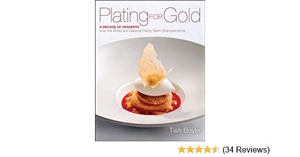 Plating for Gold: A Decade of Dessert Recipes from the World