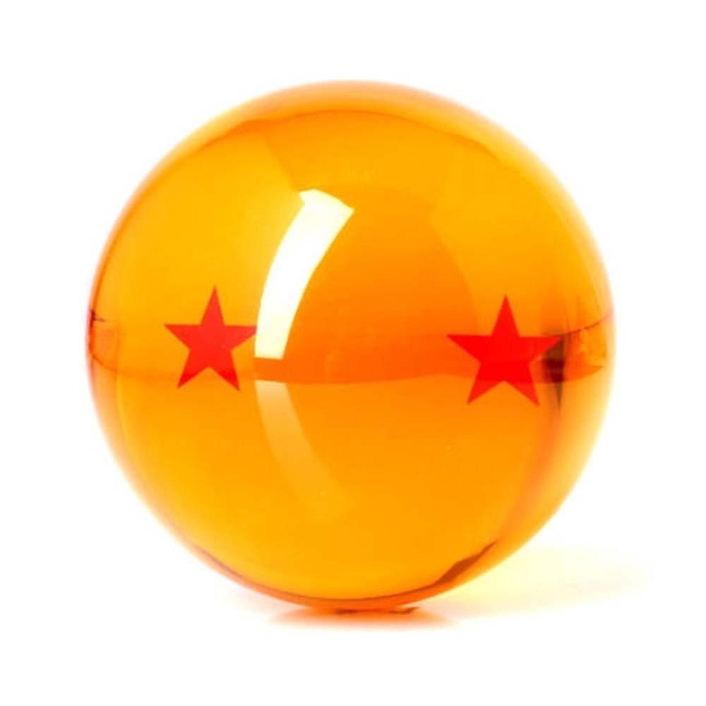 Acrylic Dragonball Replica Ball (Large/2 Stars) Win8Fong