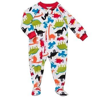 Amazon Com Carter S Baby Boys One Piece Polyester Micro