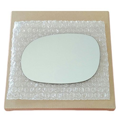 Mirror Glass and Adhesive 99-04 300M / 99-01 LHS / 98-04 Concorde / 98-04 Intrepid Driver Left Side Replacement - FITS NON FOLDING MIRRORS - Mirror Door Intrepid
