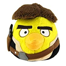Commonwealth Toy 8-Inch Angry Birds Hans Solo Plush