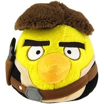 "Angry Birds Star Wars 5"" Bird - Han Solo"