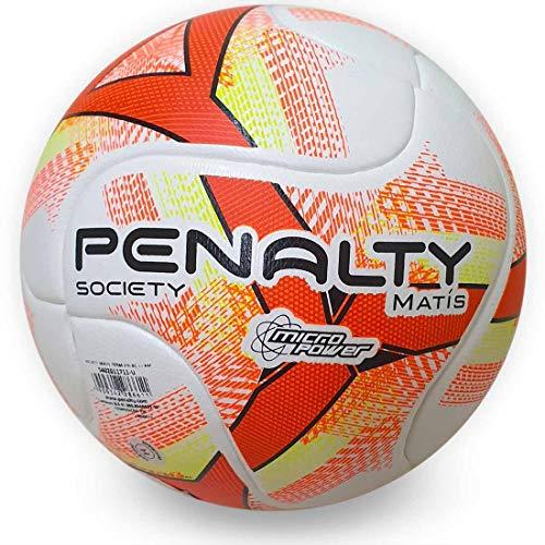 Bola Society Matis Penalty Amarelo