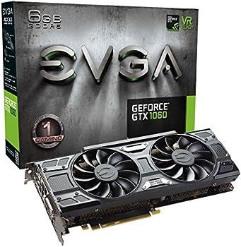 EVGA GeForce GTX 1060 6GB Gaming Video Card