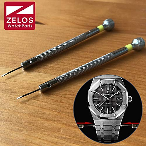 Pukido slotted screwdriver for AP Audemars Piguet 15400/15710 watch screwtube parts tools
