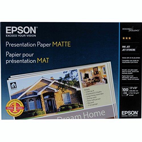 Epson Presentation Paper - For Inkjet Print - 13