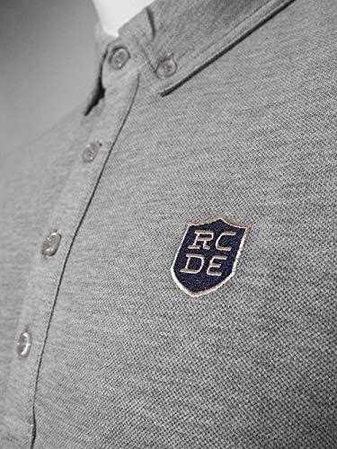 RCD El Espanyol Polo Casual (Mod. RCDE) (S): Amazon.es: Deportes y ...