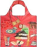 LOQI ( low-key ) Eco- bag 'URBAN' Tokyo (UR.TO.n)
