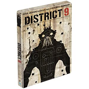 District 9 - Limited Steelbook Edition [Blu-ray]