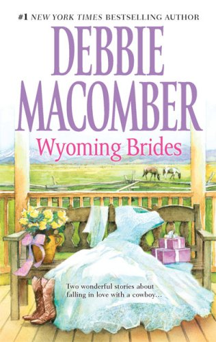 book cover of Wyoming Brides