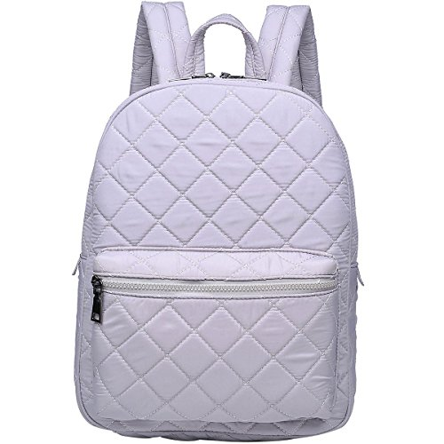 Women's Expressions Backpack Grey Urban Quilted Yoga qRZxnTwpI