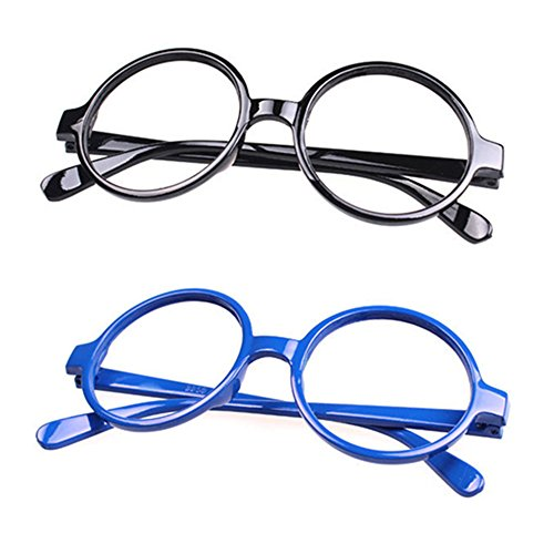 Fancy (Round Frame Glasses Costume)